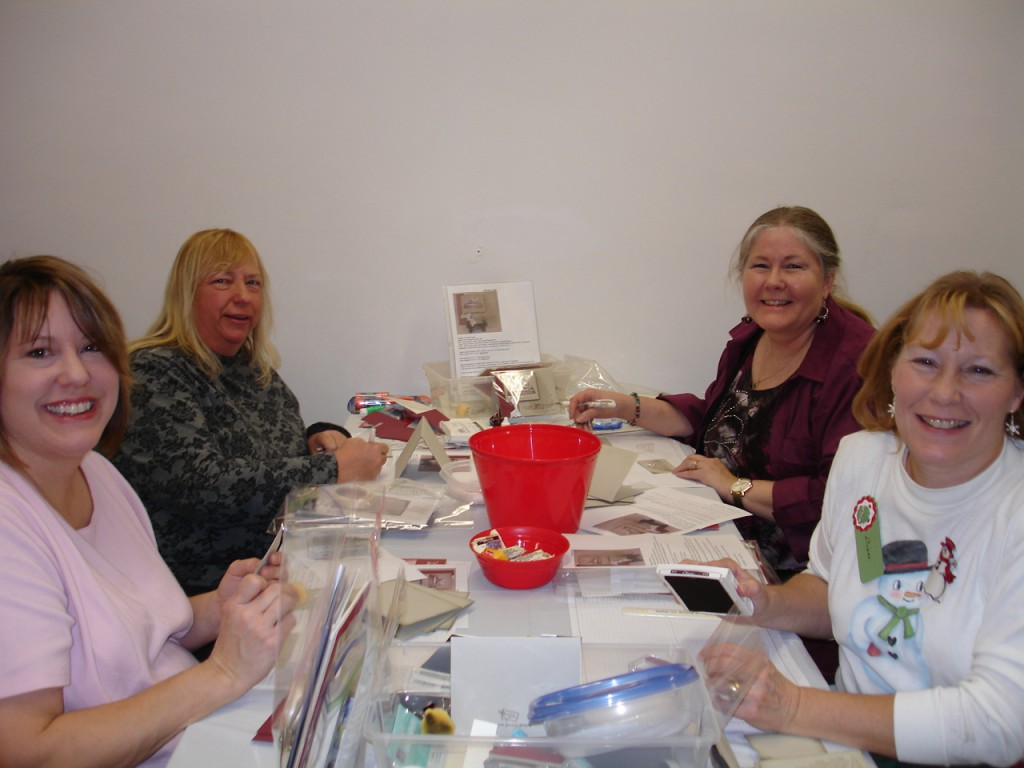 Christmas Card Workshop
