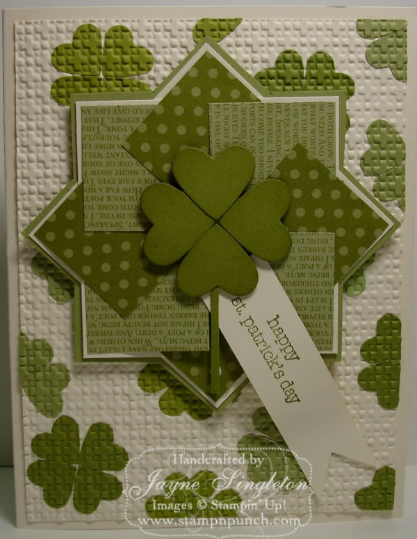 St Patrick's Day Pinwheel copy