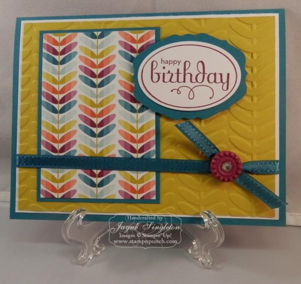 Sycamore Steet Birthday
